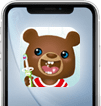 MAM Brushy the Bear App